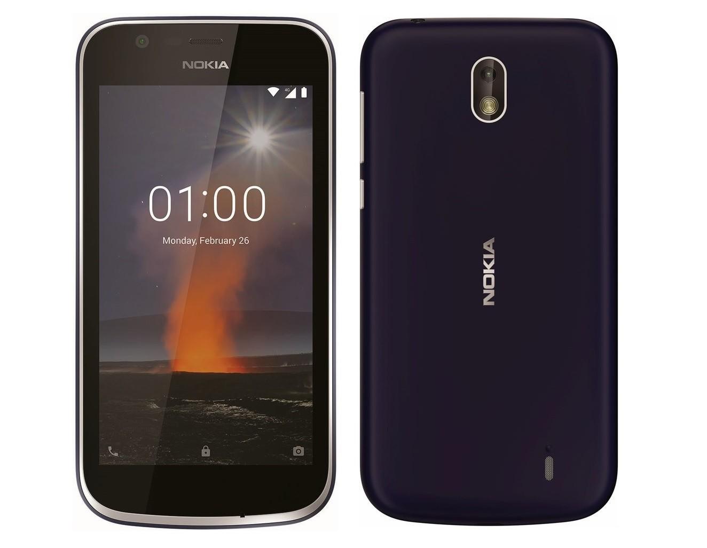 نوکیا اولین گوشی هوشمند مجهز به پلتفرم اندروید Go را با قیمتی ارزان روانه بازار می کند