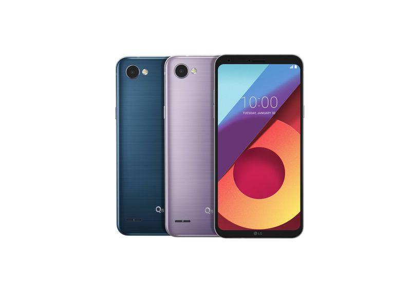 رنگ های جدید G6 و Q6