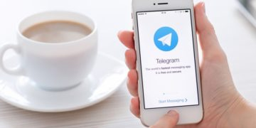 نسخه جعلی تلگرام
