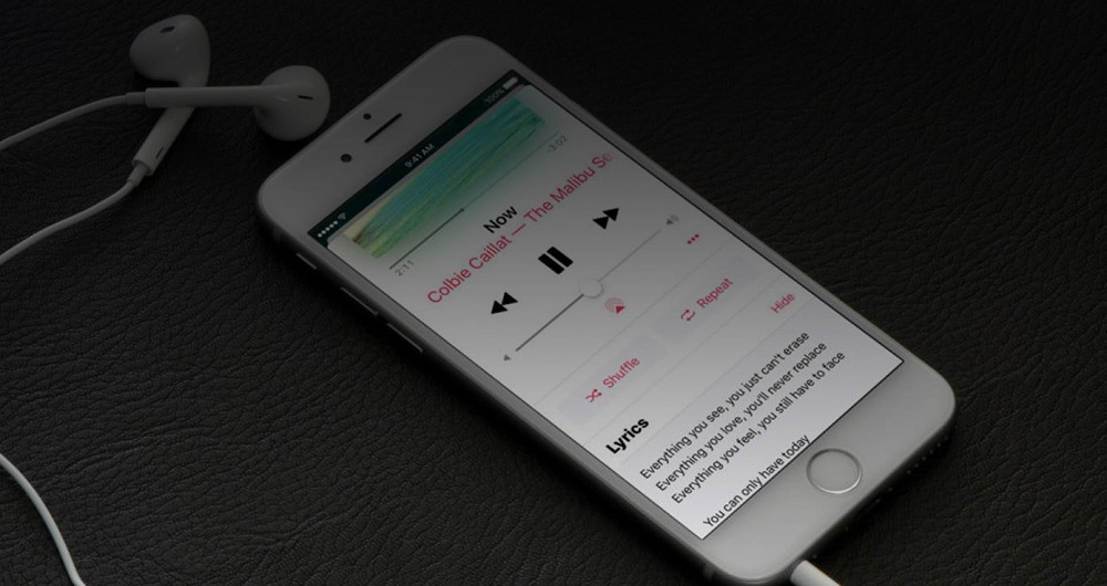 اضافه کردن متن آهنگ به موزیک پلیر