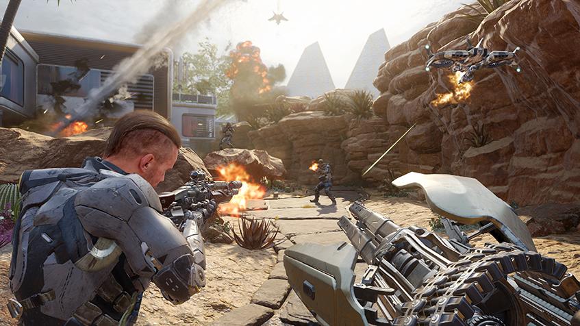 نسخه بعدی بازی Call of Duty