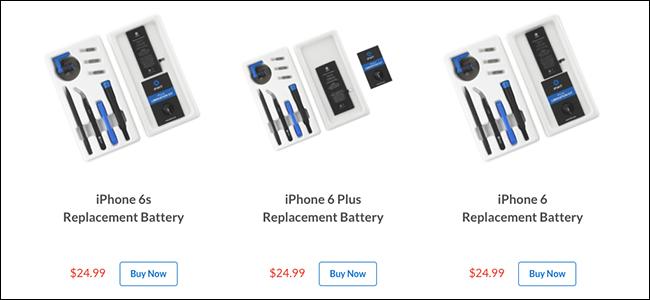 چطور باتری آیفون را تعویض و جایگذاری کنیم؟