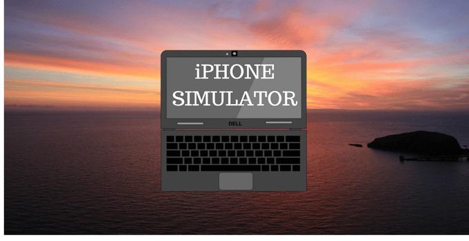 شبیه ساز iOS