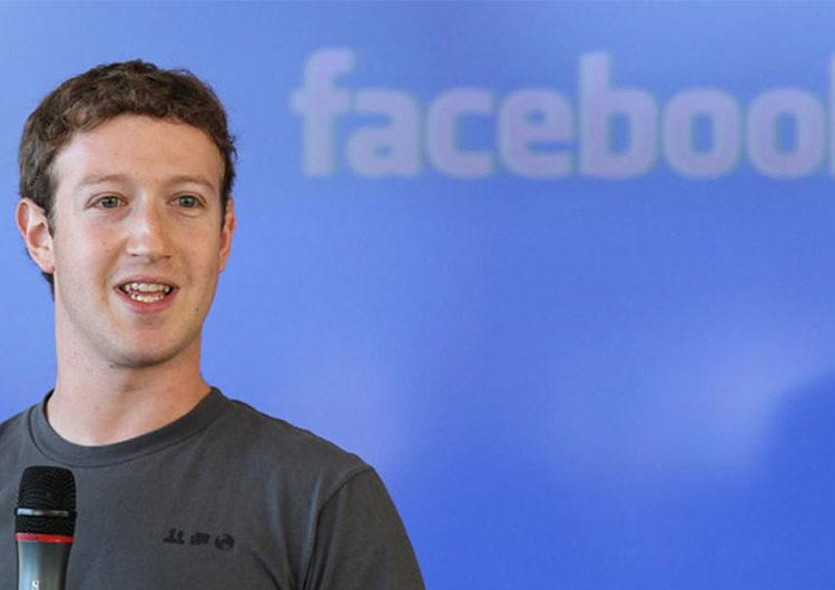 مارک زاکربرگ مدیر عامل فیس بوک