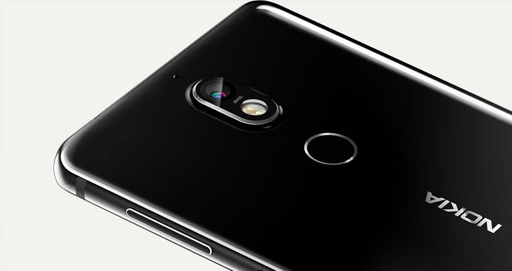 مشخصات بیشتری از گوشی نوکیا 7 پلاس لو رفت؛ نمایشگر 6 اینچی و 3 لنز دوربین زایس!