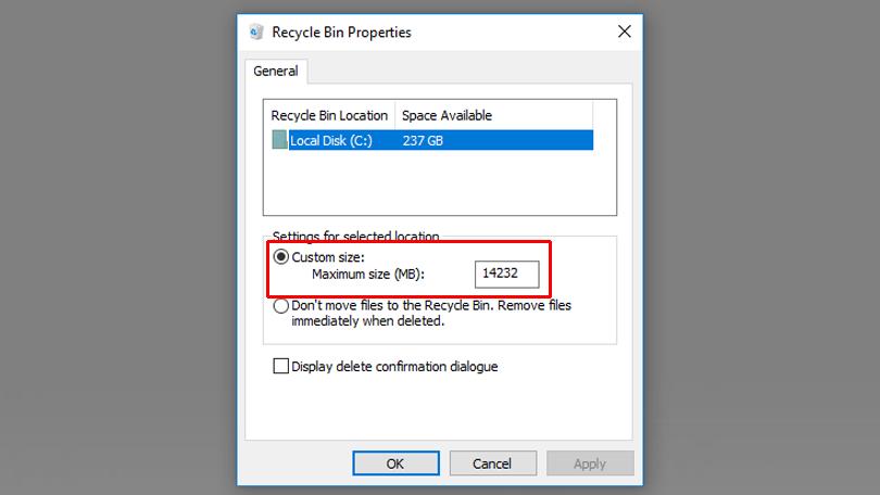 بازگردانی فایلهای حذف شده
