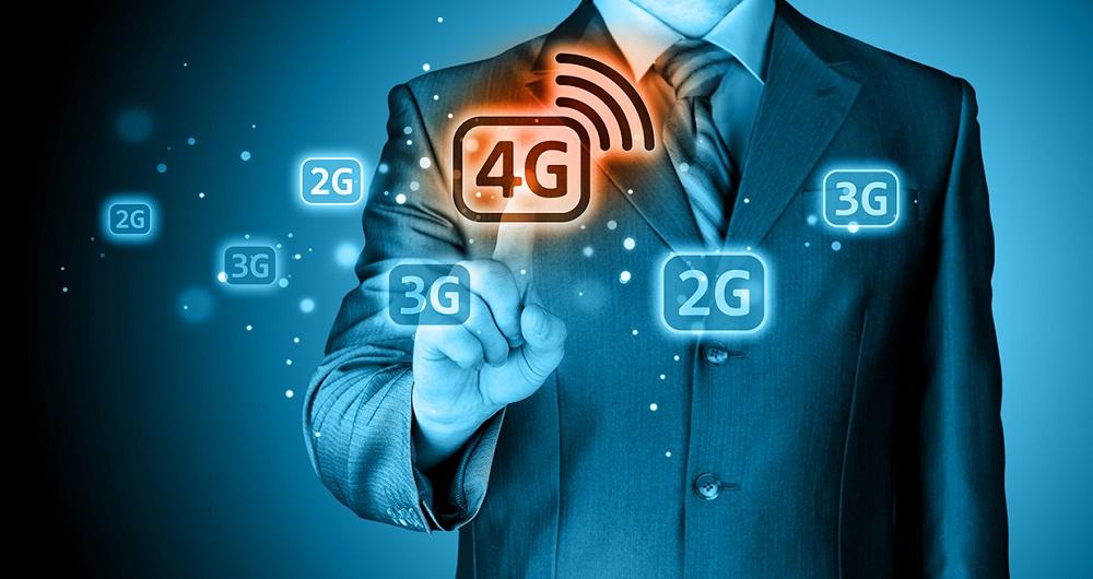 نسل سوم و چهارم تلفن همراه