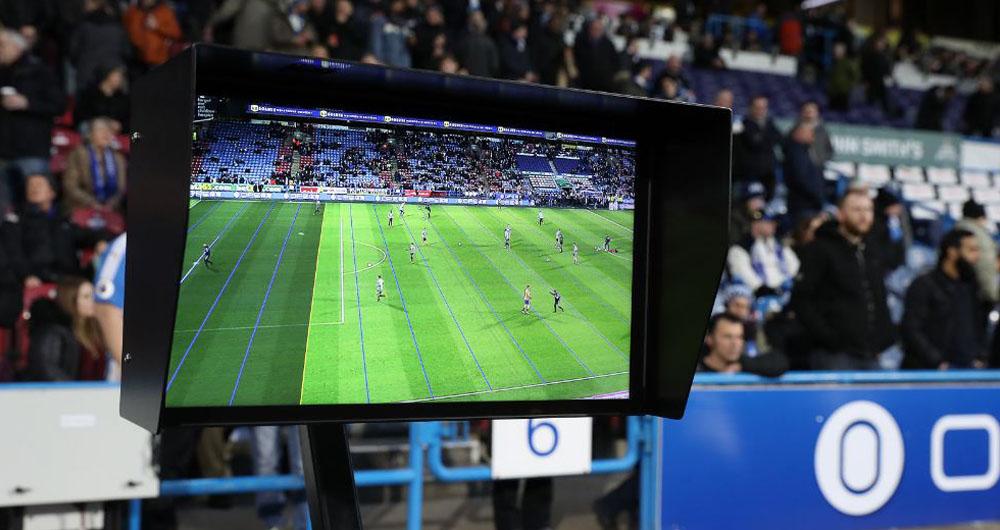 تکنولوژی داوری ویدیویی