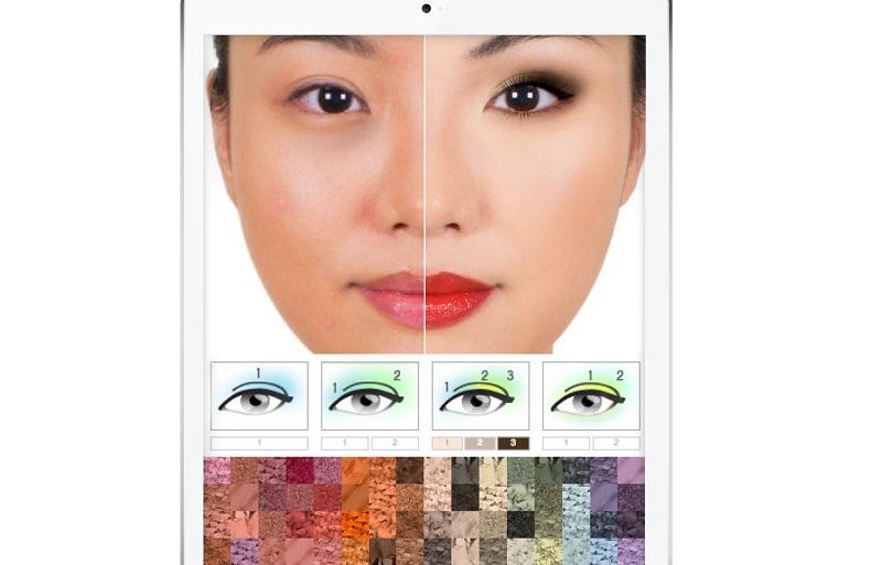 لورال شرکت واقعیت افزوده ModiFace را خریداری کرد؛ آرایش مجازی صورت برای دخترهای جوان