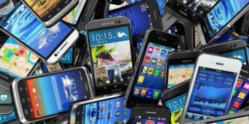 واردات گوشی تلفن همراه