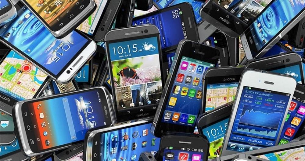 نتیجة بحث الصور عن واردات موبایل