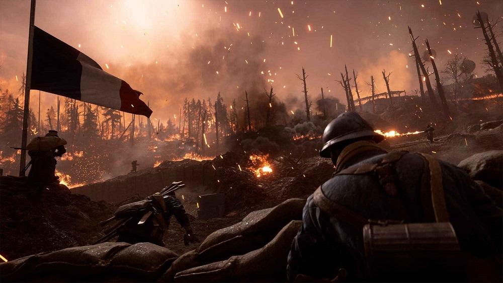 New Battlefield Is Set In World War 2