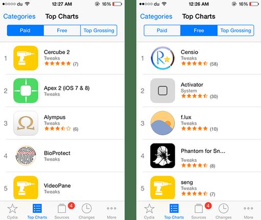 جایگزین اپ استور نصب برنامه های ios - censio tweak - چگونه اپلیکیشنهای iOS را بدون نیاز به اپ استور دانلود کنیم؟ - مجله پرشین تک