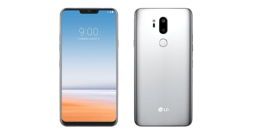 گوشی هوشمند ال جی G7