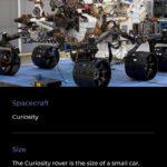 با اپلیکیشن واقعیت افزوده ناسا، فضاپیماهای واقعی را به صورت سه بعدی تماشا کنید