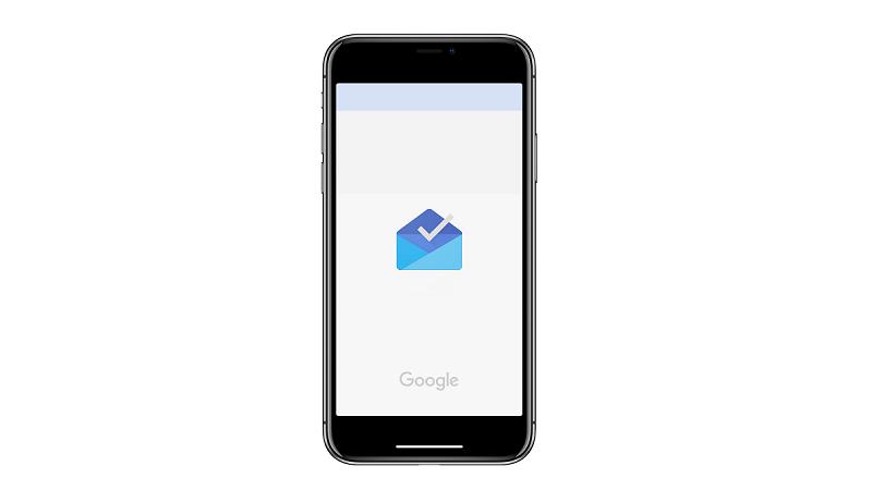 گوگل اپلیکیشن Inbox را برای آیفون 10 بهینه می کند
