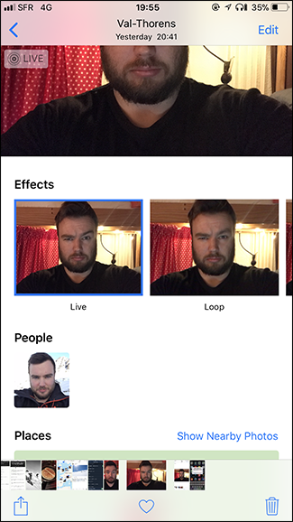 چطور تصاویر Live را در آیفون به فایل گیف تبدیل کنیم؟