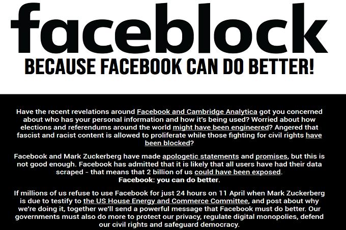 تحریم 24 ساعته فیس بوک، واتس اپ و اینستاگرام از سوی کاربران سراسر جهان