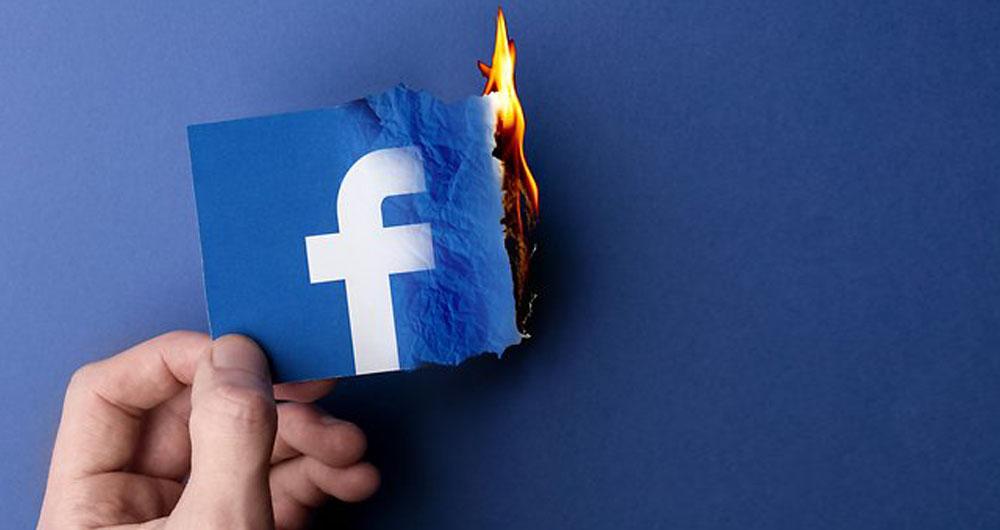 ردیابی در فیس بوک