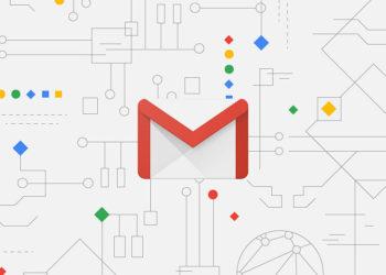 نسخه باز طراحی شده جی میل