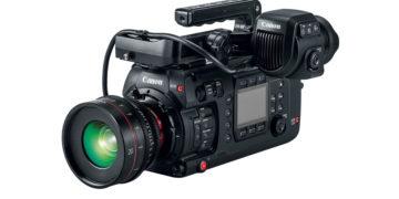 دوربین سینمایی فول فریم کانن