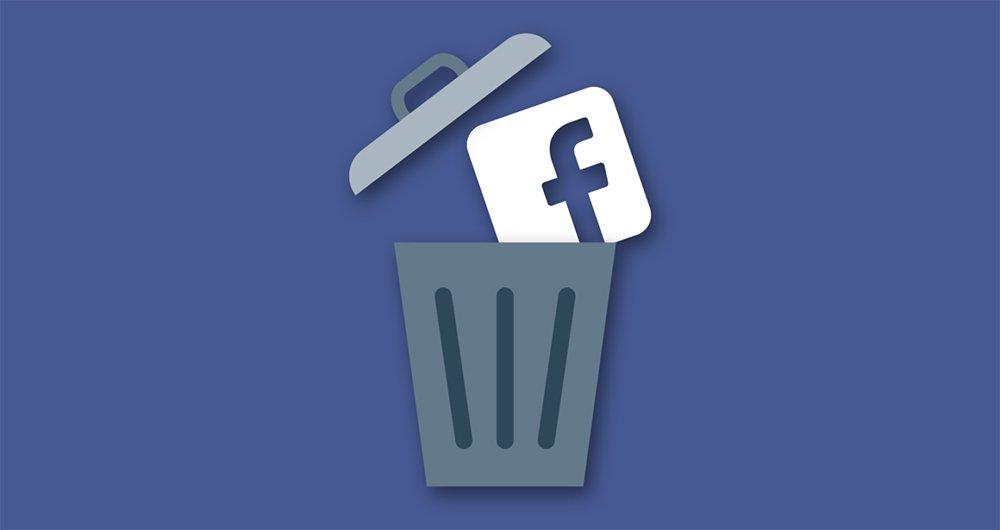 حذف اکانت فیس بوک به صورت دائمی
