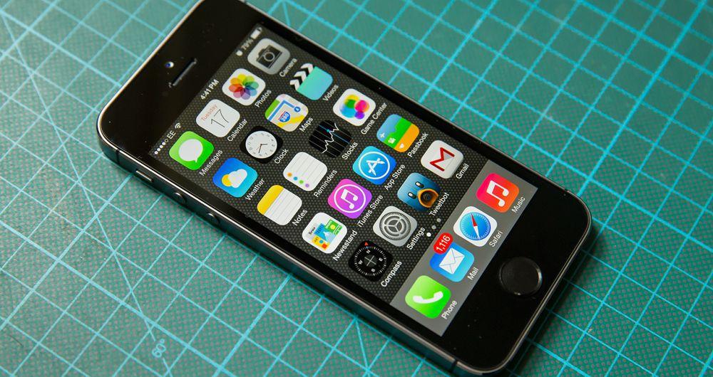 آیفون 5S بروزرسانی iOS 12 را دریافت می کند!