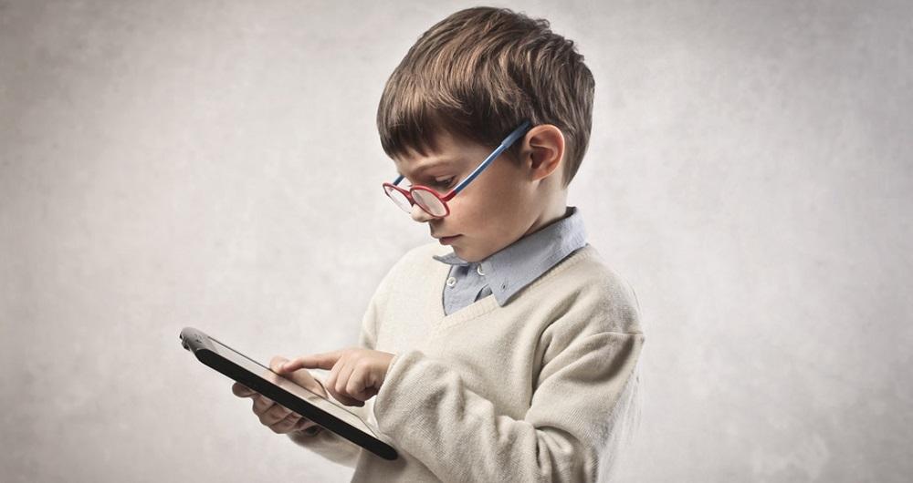 توسعه فضای مجازی کودک