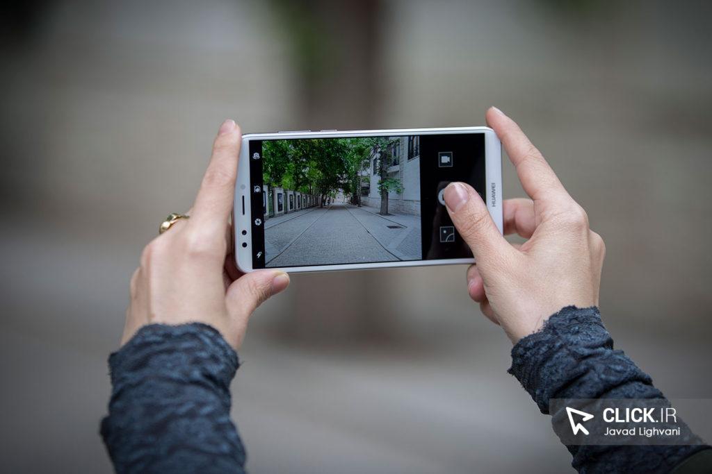 دوربین هواوی Y7 Prime 2018