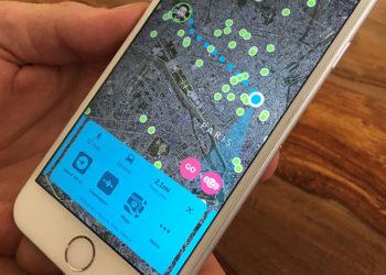 اپلیکیشن های اشتراک گذاری موقعیت مکانی