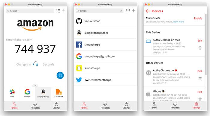 اپلیکیشن های امنیتی اندروید