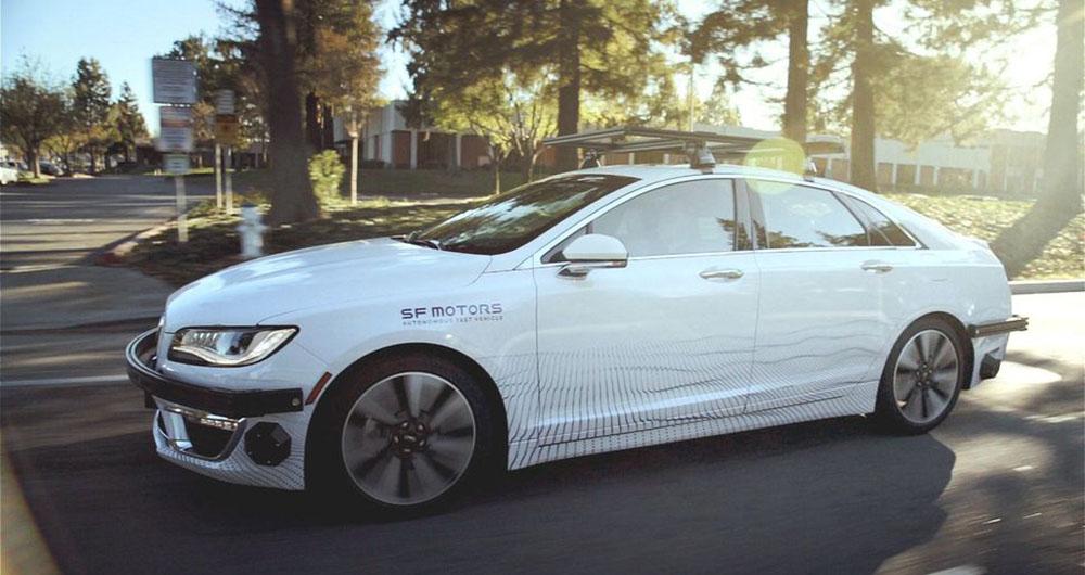 ماشین خودران MIT
