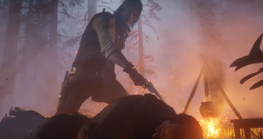 تصاویر جدید بازی Red Dead Redemption 2