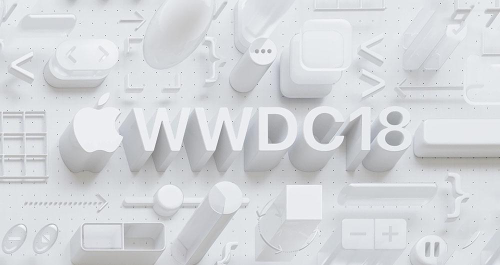 دعوتنامه کنفرانس WWDC 2018 اپل