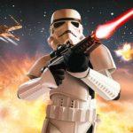 تماشا کنید: بازسازی نمایی از فیلم جنگ ستارگان به کمک اسباب بازی!