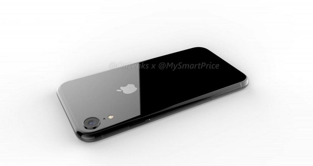 رندرهای آیفون 6.1 اینچی اپل