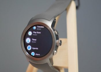 ساعت هوشمند آینده ال جی