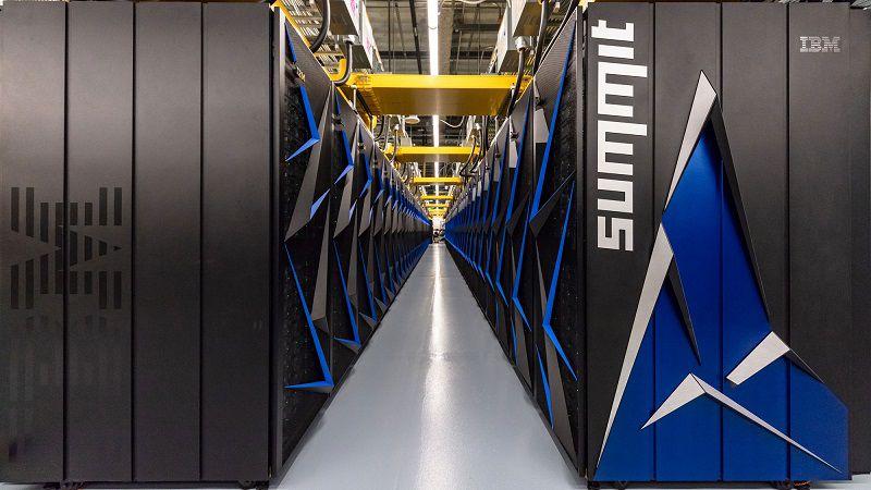 ابرکامپیوتر Summit