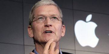 تیم کوک مدیر عامل اپل
