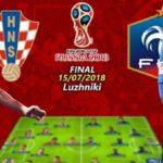 چقدر می توان روی قهرمانی کرواسی در جام جهانی روسیه حساب کرد؟
