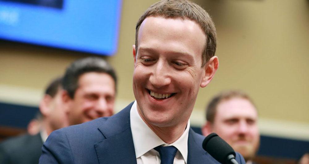 جریمه فیس بوک