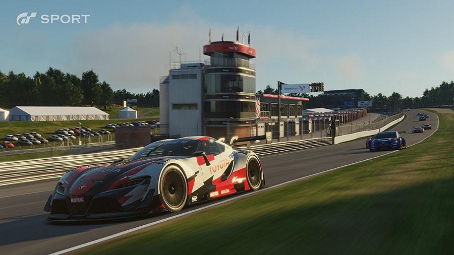 تعداد بازیکنان بازی Gran Turismo Sport از مرز 5 میلیون نفر گذشت