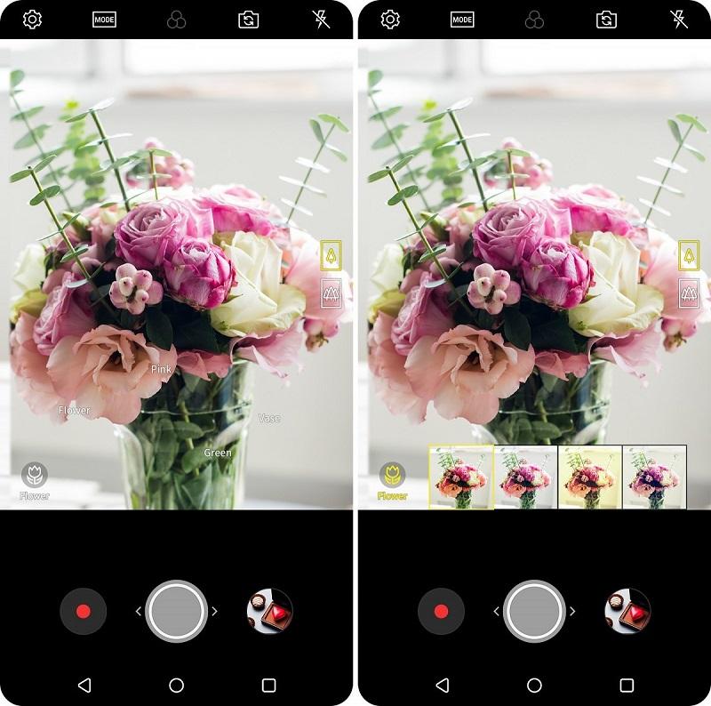 بروزرسانی جدید گوشی ال جی +V30 منتشر شد؛ تجهیز دوربین به هوش مصنوعی