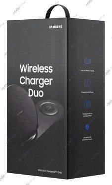شارژر بی سیم Duo سامسونگ می تواند نوت 9 و گلکسی واچ را به صورت همزمان شارژ کند