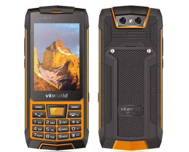 گوشی VK4000 در ماه آگوست معرفی می شود؛ فیچرفونی با سیستم عامل اندروید!