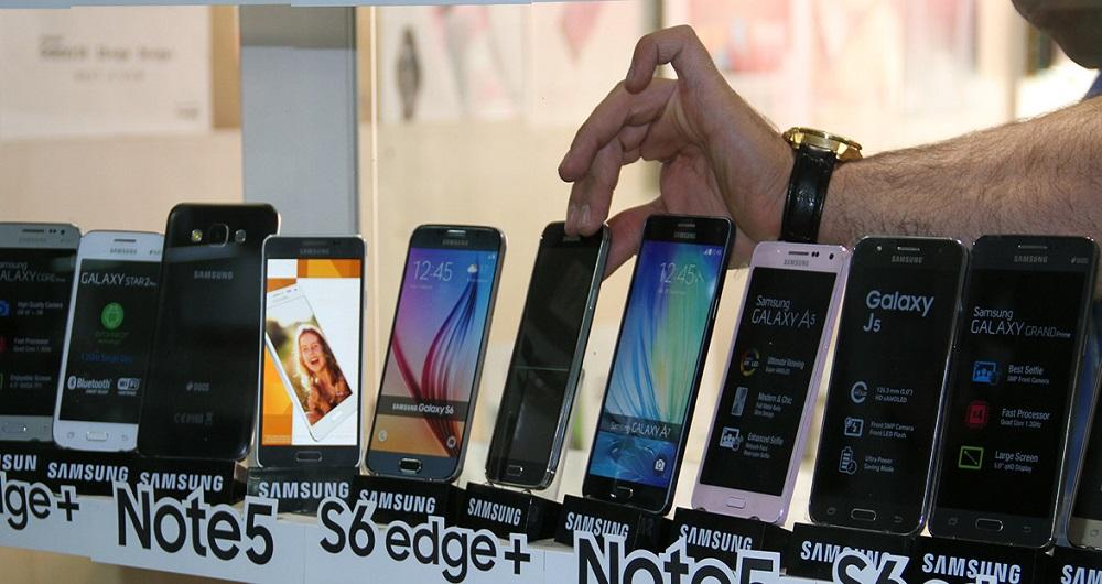 بازار تلفن همراه ایران