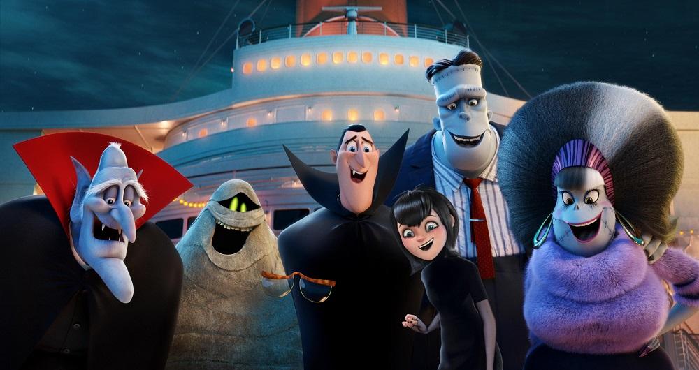 انیمیشن هتل ترانسیلوانیا 3