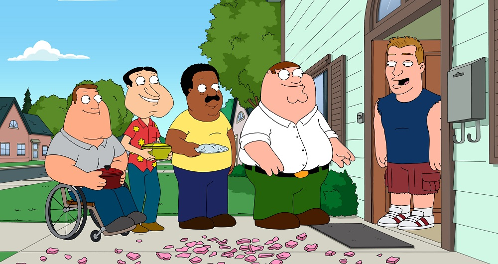 سریال Family Guy