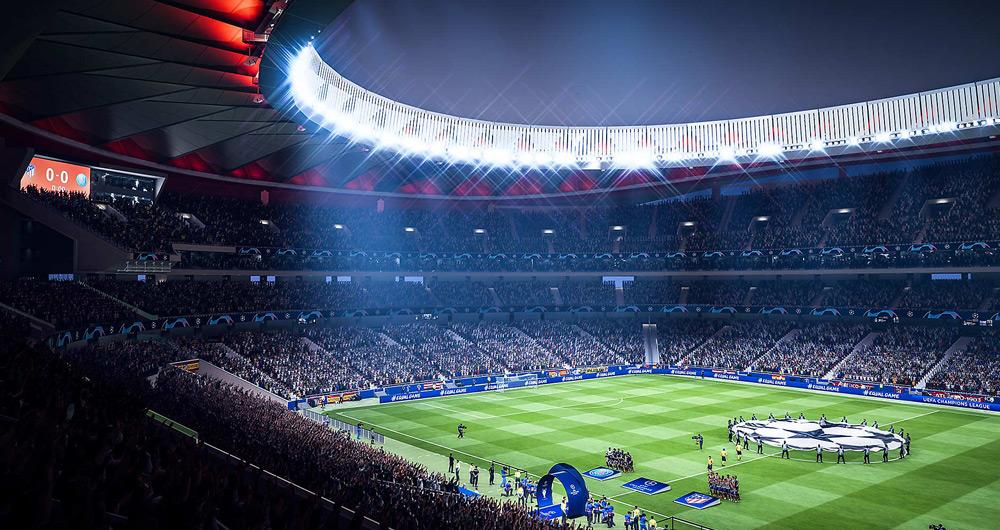 بازی فیفا 19