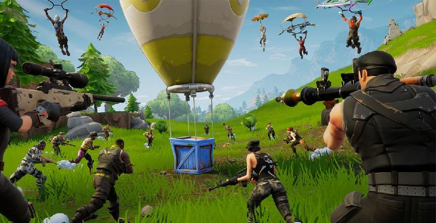 پرداخت های درون برنامه ای بازی Fortnite به مرز یک میلیارد دلار رسید!